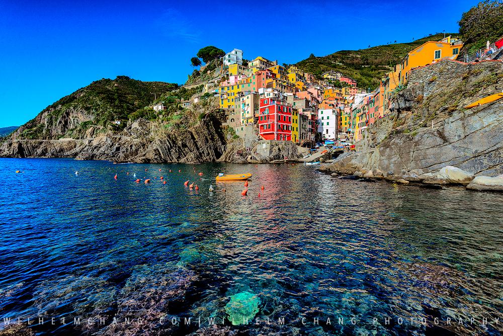到五漁村攝影 by 旅行攝影師 張威廉 Cinque Terre Riomaggiore by Wilhelm Chang Photography