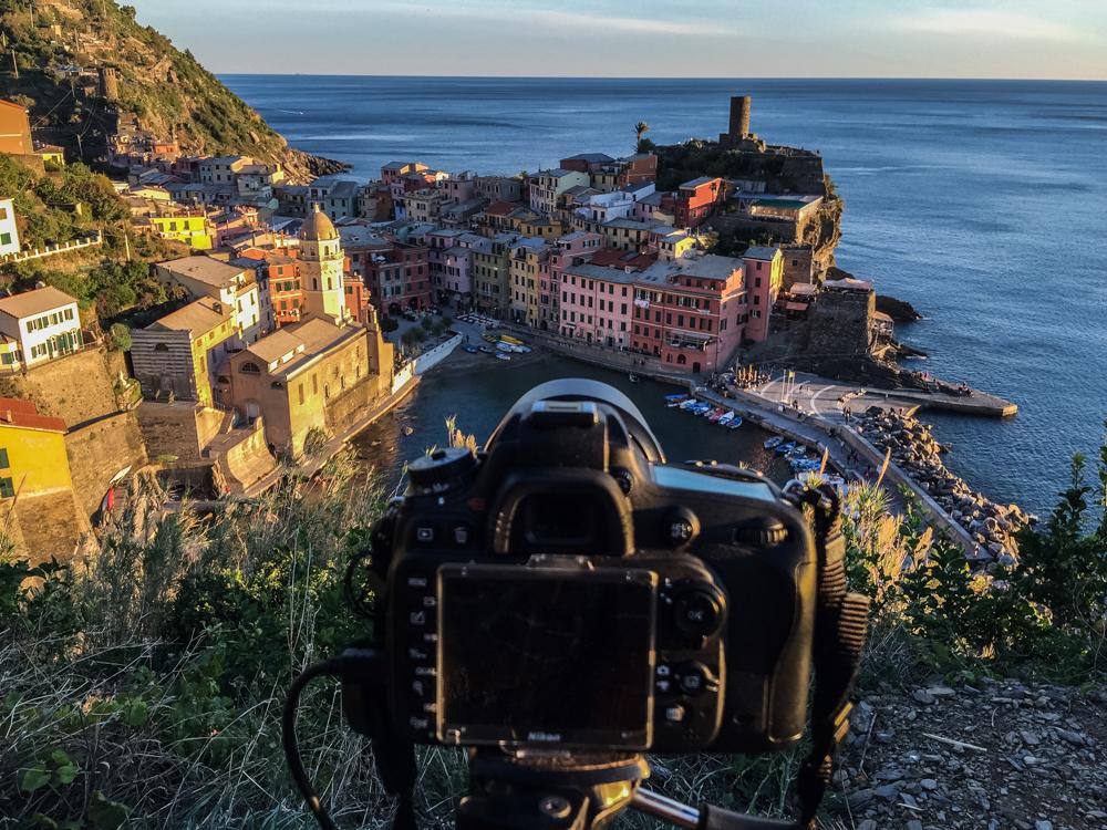 到五漁村攝影 Cinque Terre Vernazza