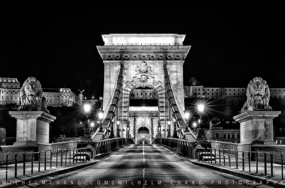到布達佩斯攝影 塞切尼鏈橋拍攝心得與建議 Budapest Chain Bridge