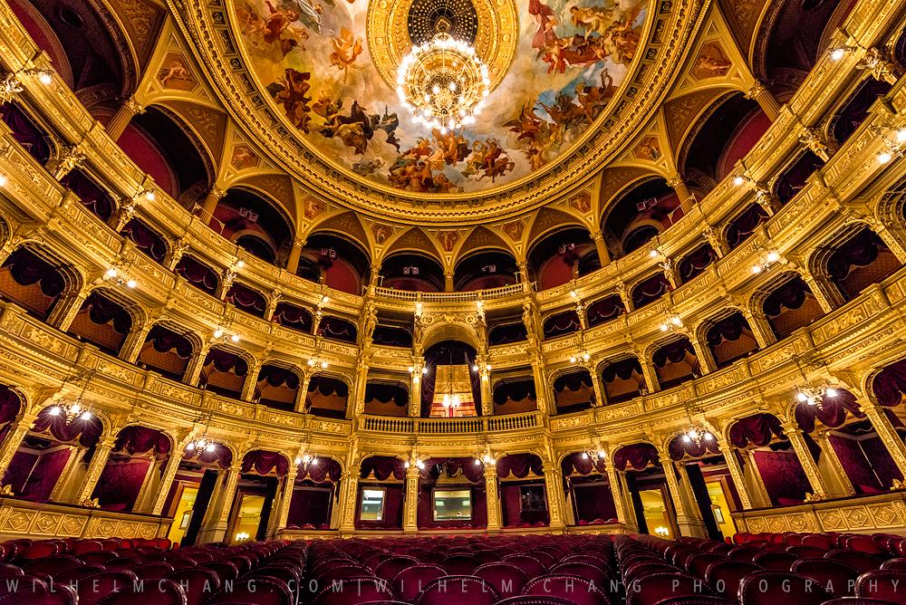 到布達佩斯攝影 國家歌劇院 遊記與拍攝建議 Hungarian State Opera House by 旅遊攝影師 張威廉 Hungarian State Opera by Wilhelm Chang Photography